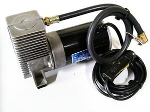Bdw Spare Tire Inflator Air Compressor Pump Porsche 928 911 930 Turbo Carrera