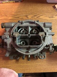 Rare Carter Cfm 1749 9757s Competition Series Afb Carburetor S Carb