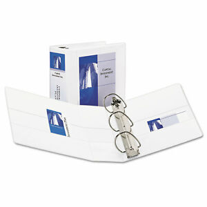 Durable View Binder With Durahinge And Ezd Rings 3 Rings 5 Capacity 11 X 8 5
