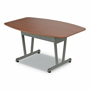 Trento Line Conference Table 59 1 8w X 39 1 2d X 29 1 2h Cherry
