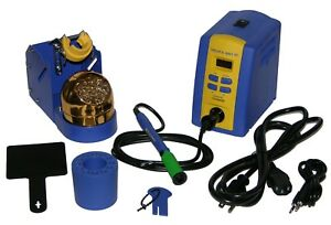 Hakko Fx 951 Digital Soldering Station With 5 Soldering Tip T15 d24