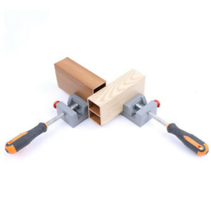 Quick jaw Right Angle 90 Degree Corner Clamp Picture Frame Woodworking