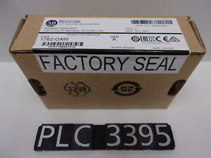 New Allen Bradley 1762 ox6i Isolated Relay Output Module 6pt plc3395