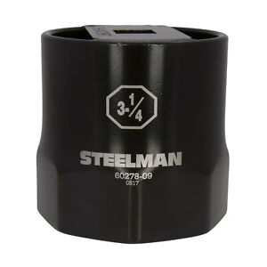 Steelman 3 1 4 In 8 Point Locknut Socket 3 4 In Drive 60278 09