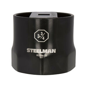 Steelman 3 3 4 In 8 Point Locknut Socket 3 4 In Drive 60284 25