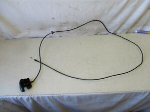 2009 Chevy Silverado 2500 Lt Oem Hood Release Pull Handle W Cable