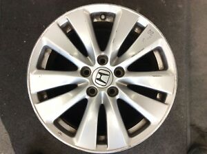 11 12 Accord 4dr Disc One Factory Alloy Wheel Rim 17x7 1 2 10 Spoke Used Oem