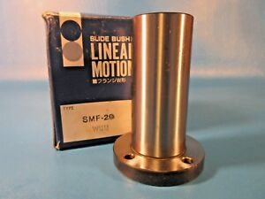 Nb Smf 20 Wuu Slide Bush Bushing Motion Linear Bearing Nippon Japan