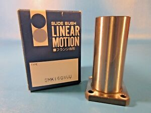 Nb Smk 16gwuu Slide Bush Bushings Motion Linear Bearings 16mm Nippon Japan