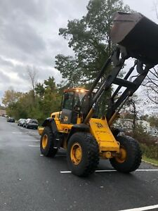 2007 Jcb 436 Ht Wheel Loader
