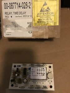 New Hobart 00 087714 028 2 Relay Time Delay Dishwasher Part C44a C44aw C54