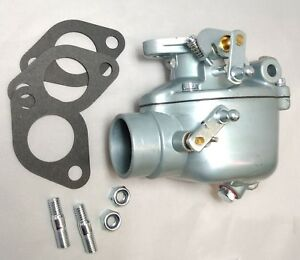 Eae9510c Carburetor For Ford Jubilee Naa Nab Tractor Marvel Schebler Tsx428 7064