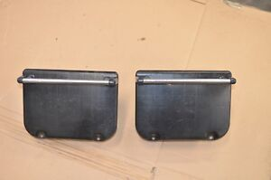79 80 81 82 83 Datsun 280zx Coupe Rear Storage Compartments