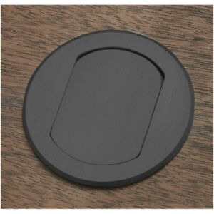 Fsr T3 mj blk Table Top Microphone Insert black Round Cover