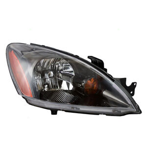 New Rt Passenger Headlight Fits Mitsubishi Lancer 2004 2005 2006 2007