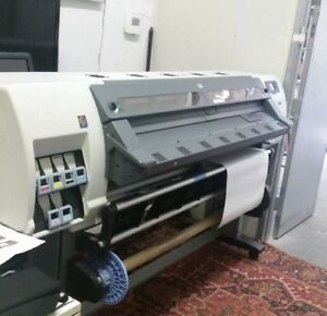 Hp Latex L25500 60 Wide Format Printer For Sale By Original Owner