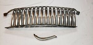 1952 Buick Grille Bars 1953 Teeth