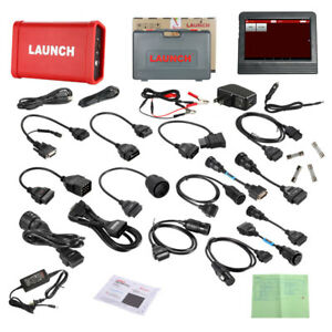 Usa Ship Launch X431 V Wifi bluetooth Hd Heavy Duty Truck Diagnostic Scanner