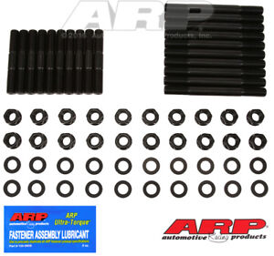 Arp 254 4113 Ford 351 Block W 6049 n351 Heads Head Stud Kit