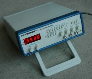 Bk Precision 4011a 5mhz Function Generator Works Great
