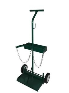 Radnor 108 24 Cylinder Cart With Semi Pneumatic Wheels