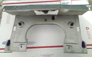 License Plate Pocket Housing Rear Malibu 1978 1983