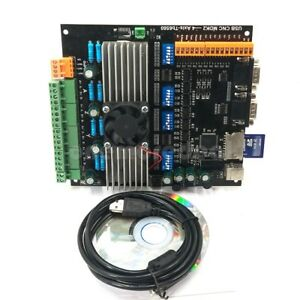 Mdk2 4 Axis tb6560 4 Axis Stepper Motor Controller Driver Board With Cable Dl45