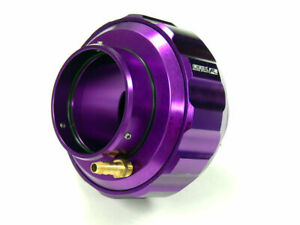 Obx Racing Purple Universal Aluminum In Line Blow Off Valve For 3 0 Pipe