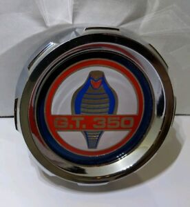 66 Shelby Mustang Gt350 Oem Ford Gas Fuel Cap
