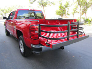 Amp Research Bedxtender Hd Max Bed Extender For Silverado Sierra 1500 Stdbed 07