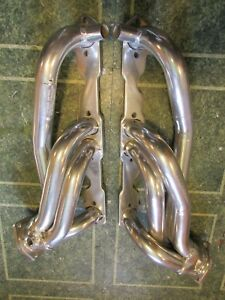 Ceramic Flowtech 91831 1flt Shorty Headers 1988 95 Gm Truck Suv 5 0 5 7 350 Sbc