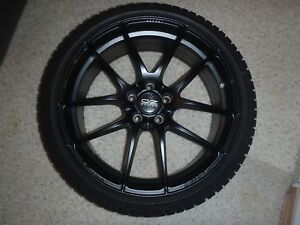 O Z Racing Wheels With Pirelli Sottozero 3 Tires 19 X 8 5 5 108 Ford Focus Rs