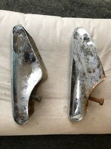 1950s Ford Bumper Guards Pair