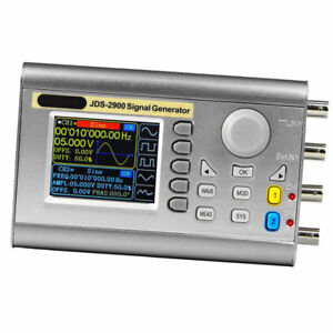 60mhz Dds Function Signal Generator Sine square Wave Sweep Frequency Meter