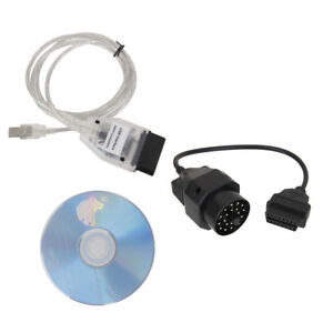 K Can D Can Obd2 Usb Cable Ediabas Inpa K Diagnostic Scanner Tool For Bmw
