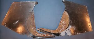 1958 1959 1960 1961 1962 Corvette Original Kick Panel Fiberglass