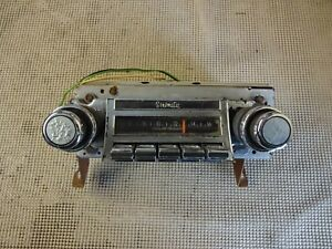 1966 1967 Buick Riviera And Riviera Gs Factory Am Radio 7298954