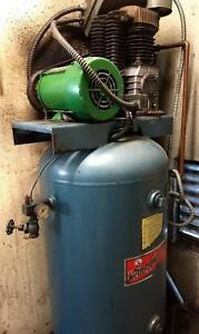 5 Hp 3 Phase Vertical Air Compressor