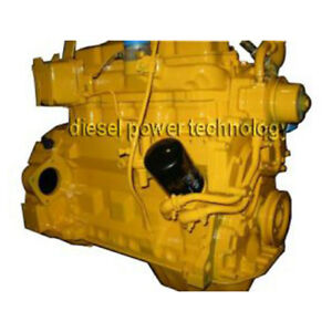 John Deere 4039 Remanufactured Diesel Engine Long Block