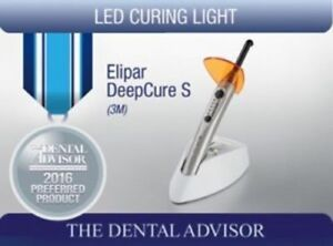 3m Espe Elipar Deepcure S And Paradigm Deepcure Led Curing Lights At Less Price