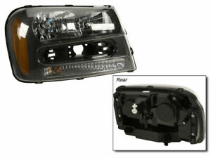 Right Headlight Assembly For 2002 2006 Chevy Trailblazer Ext 2004 2003 K654cy