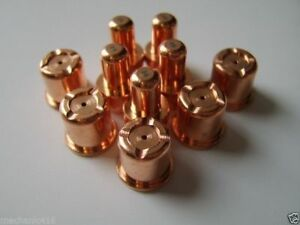 40 Amp 10 Piece Drag Tip Set For The Eastwood Versa Cut 40 Plasma Cutter Torch