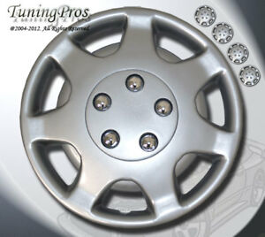 Style 107 14 Inches Hub Caps Hubcap Wheel Cover Rim Skin Covers 14 Inch 4pcs