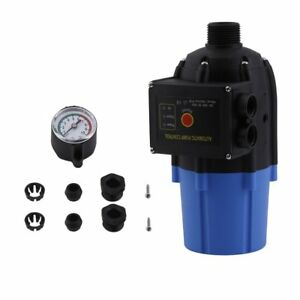 Water Pump Switch Automatic Booster Controller Automatic Pump Pressure Switch Zn