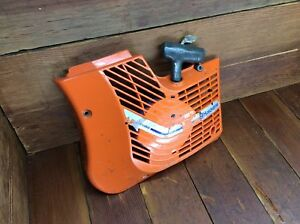 Partner Husqvarna K750 K760 Oem Used Starter Cover Recoil Cut off Concrete Saw