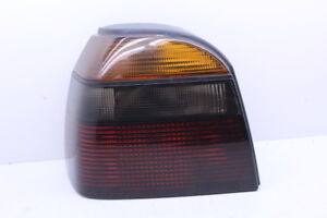 1999 2001 Volkswagen Cabrio Left Driver Tail Light Lamp Smoked