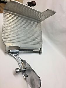 Globe Slicer 500l Aluminum Chute W Other Parts