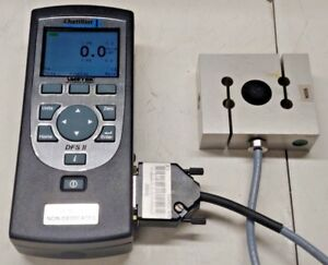 Chatillon Force Measurement Ametek Test Calibration Instruments Dfs Ii