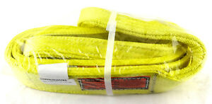 Eet 3 903 X7ft Nylon Lifting Sling Strap 3 Inch 3 Ply 7 Foot Usa Free Shipping