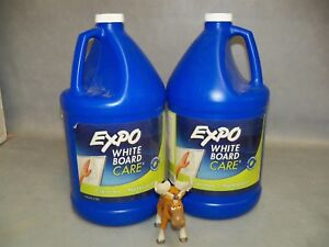 Expo White Board Care Non toxic Cleaner Gallon Refill